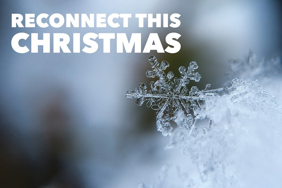 Reconnect this Christmas