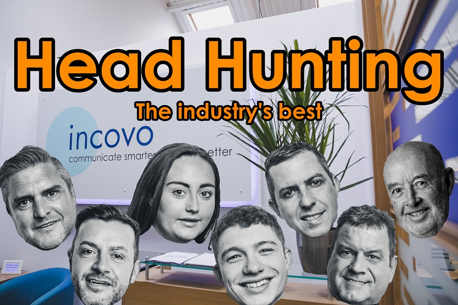 Head-hunting the best in the business